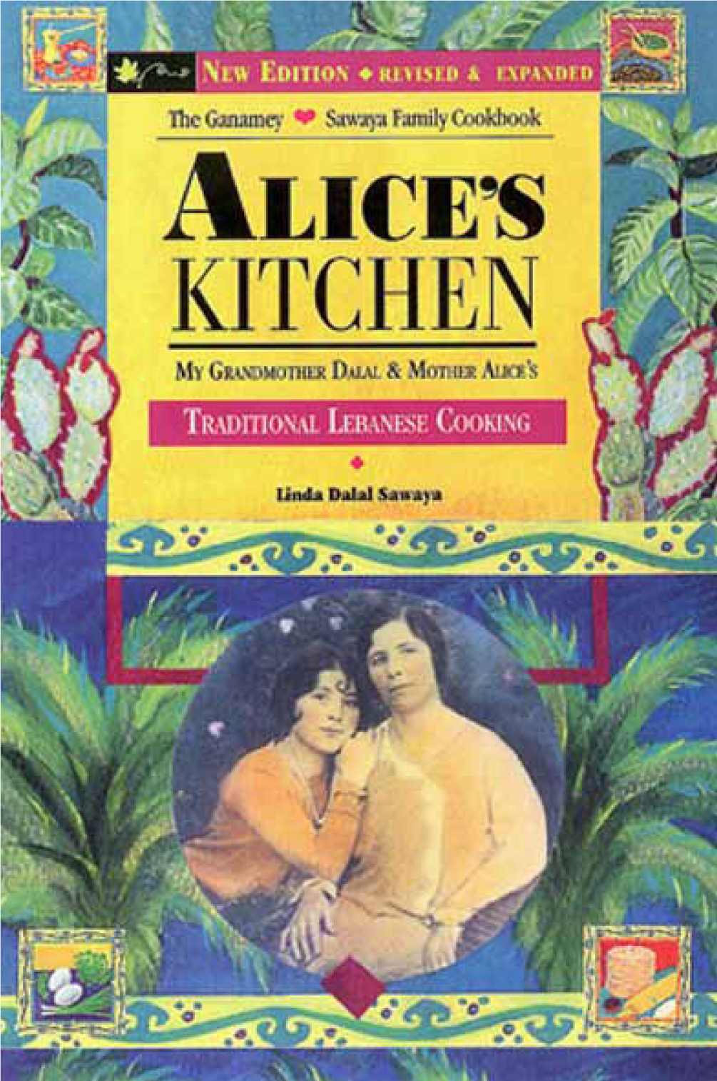 Alices kitchen traditional lebanese cooking alices kitchen is authentic lebanese home cooking at its best an immigrant family cookbook with more than 125 original recipes from how to pick and cure forumfinder Images