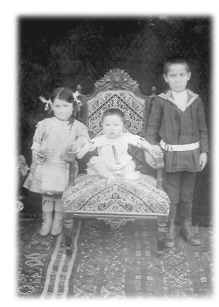 ganamey kids 1914